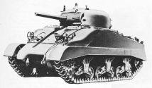 MEDIUM TANKS (SHERMAN AND M10)