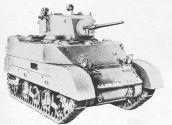 LIGHT TANKS (STUART AND CHAFFEE)