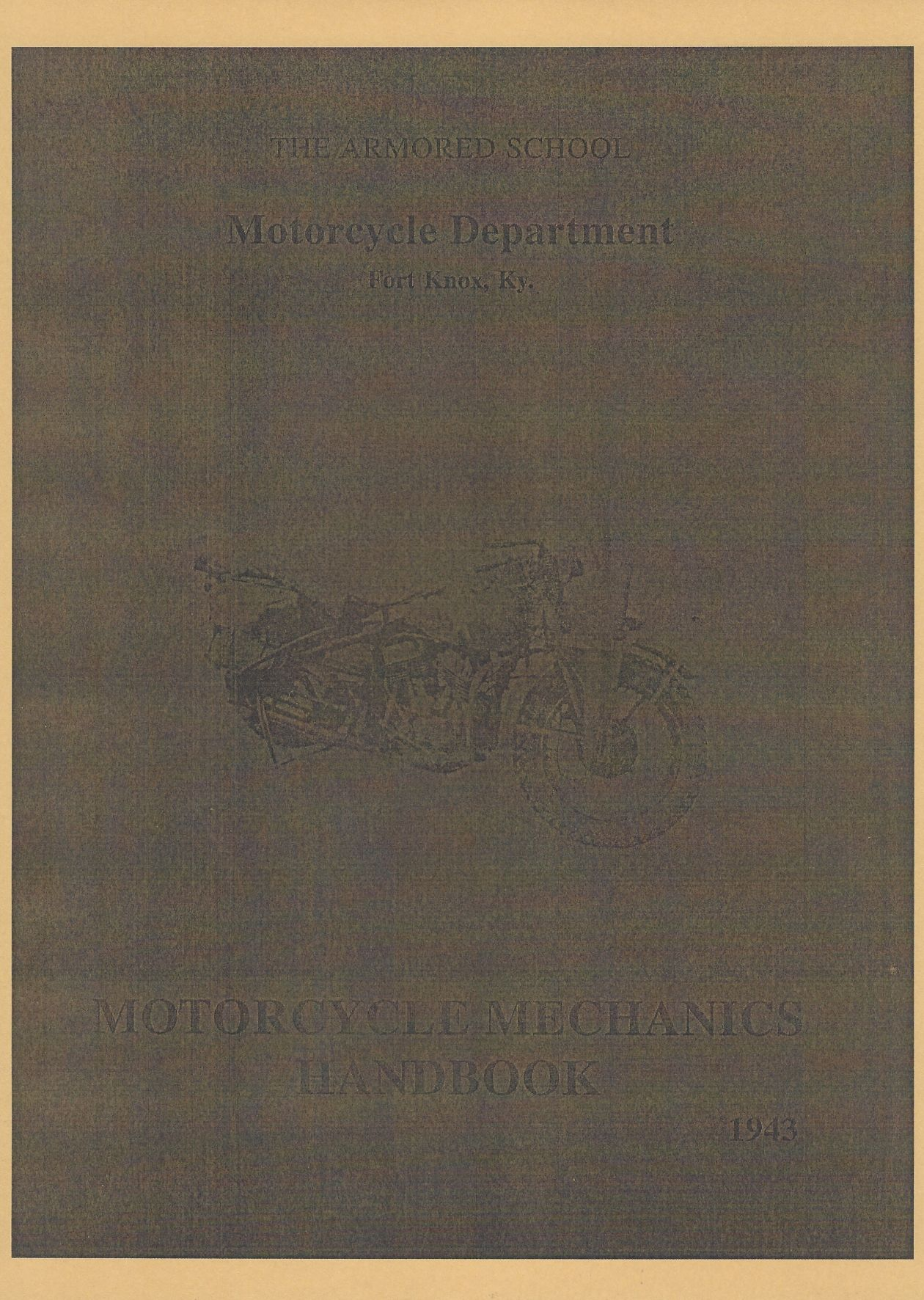 MOTORCYCLE MECHANICS HANDBOOK